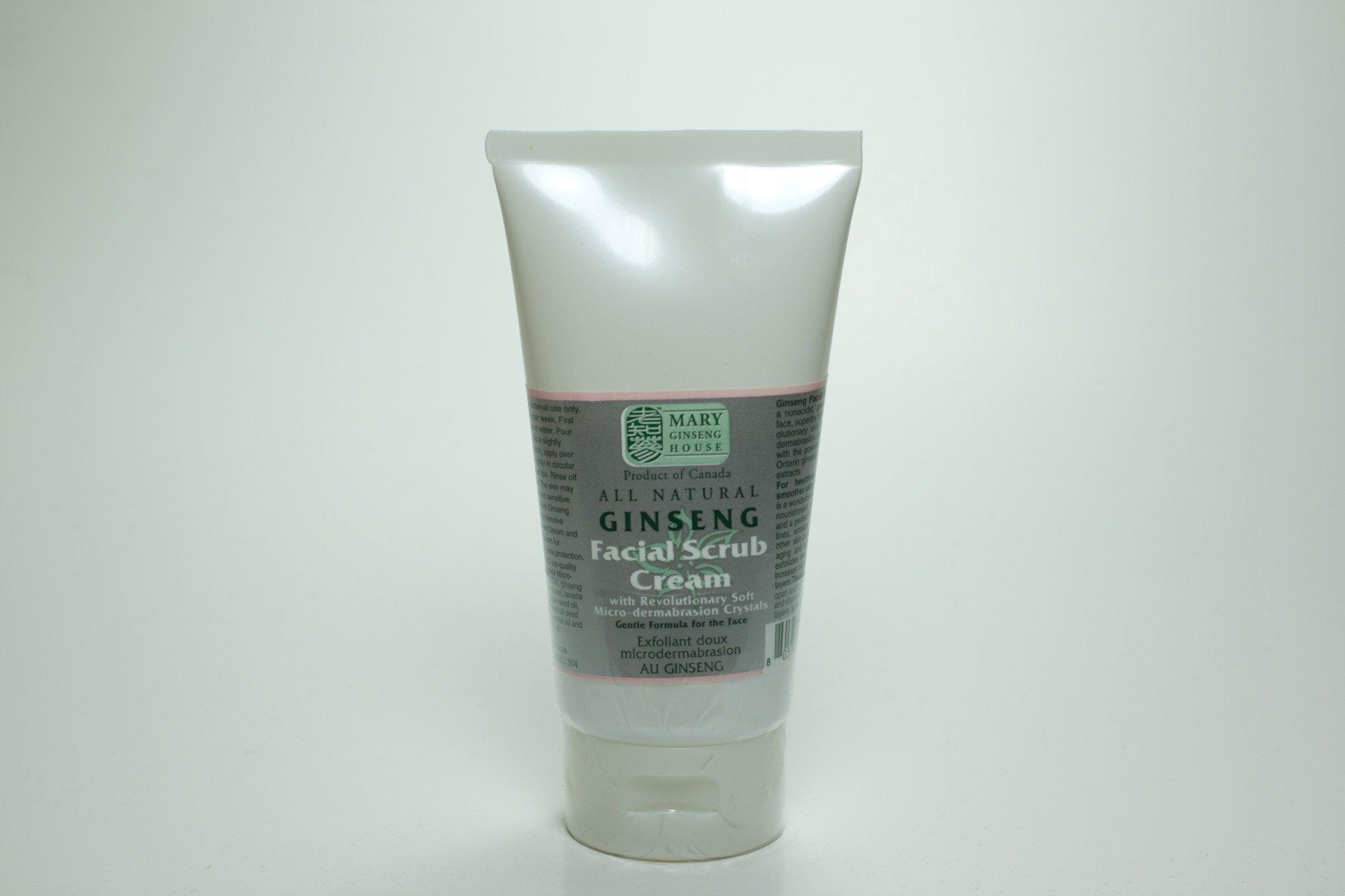 Ginseng Facial Scrub Cream (100 ml)