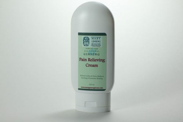 Ginseng Pain Relieving Cream (125 ml)