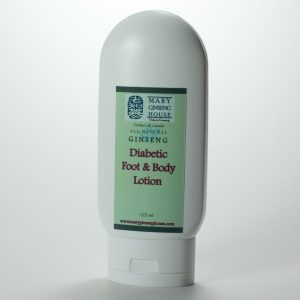 Ginseng Diabetic Foot & Body Lotion (125 ml)
