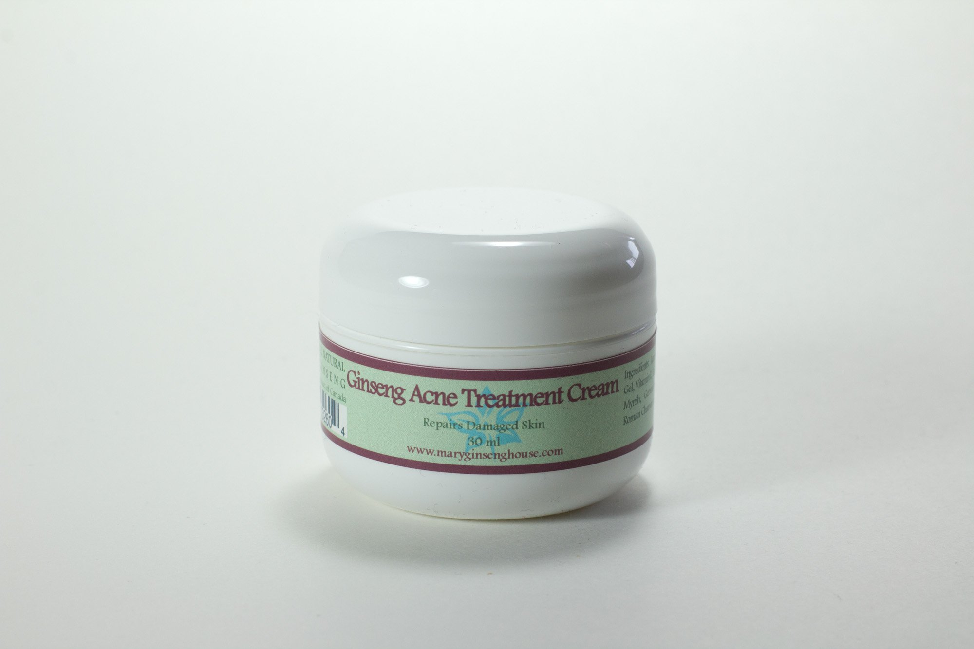 Ginseng Acne Cream (30 ml)