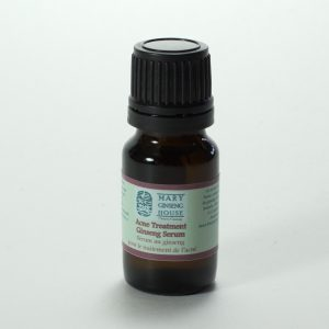 Ginseng Acne Treatment Serum (10 ml)