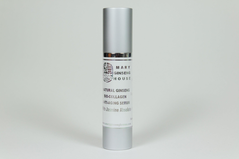 Ginseng Bio-Collagen Serum with Jasmine Absolute (50 ml)