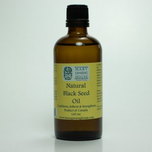 All Natural Hair Oil with Black Seed (100ml)