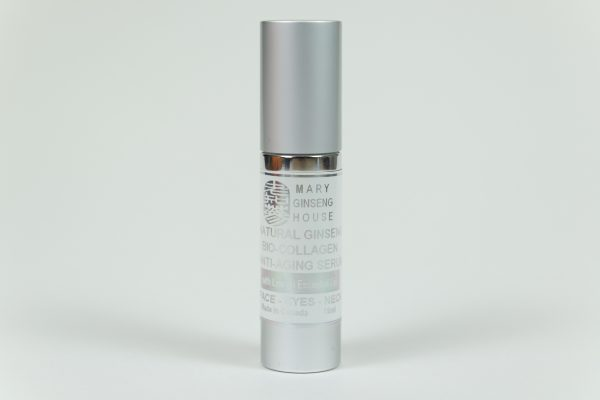 Ginseng Bio-Collagen Serum with Lemon Essential Oil (15 ml)