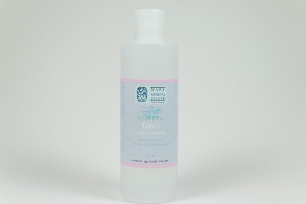 Ginseng Rejuvenating Toner (250 ml)