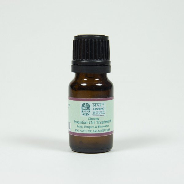 Ginseng Acne Essential Oil Treatment (10 ml)